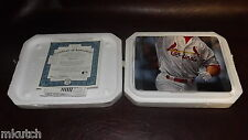 Limited Edition-1999 Mark McGwire 70 Power Bradford Exchange Plate