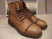 ATTILIO CAPPELLETTI MEN'S MADE IN ITALY P6313-4 SHOES BOOTS SIZE 10.5 - NEW
