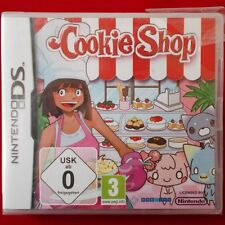 Nintendo DS ► Cookie shop ◄ NEUF & OVP | Lite | dsi xl | 3ds