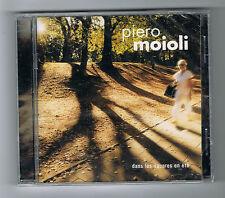 PIERO MOIOLI - DANS LES SQUARES EN ÉTÉ - CD 11 TITRES - 2012 - NEUF NEW NEU