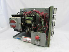 GENERAL ELECTRIC IC7700 LINE 385X331 E02 MCC BUCKET FVNR 1½HP 460/120V *XLNT*