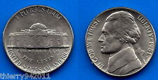 USA 5 Cents 1981 Mint D Cent United States America Nickel Paypal Skrill