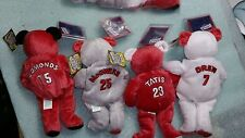 4 pcs set  of SALVINO'S BAMMERS  St. Louis Set,  500 NO LIMITED EDITION.