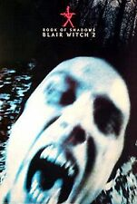 MOVIE POSTER~Blair Witch 2 Book of Shadows 2000 Film Sheet Halloween Horror New~