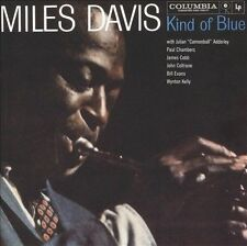 Miles Davis, Kind of Blue, Very Good Original recording reissued, Ori