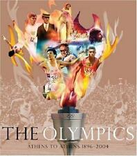 The Olympics: Athens to Athens 1896-2004-ExLibrary