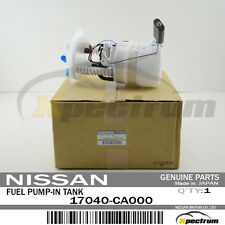 2003-2007 NISSAN MURANO 3.5L V6 GENUINE OEM ELECTRIC FUEL PUMP 17040-CA000 NEW