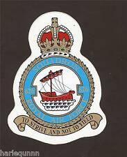 ROYAL AIR FORCE SQUADRON 626 DECAL STICKER 4.5 X 3 INCHES