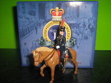 Britains Collectors club 40277 4th Queens Own Hussars Officer MIB