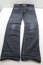 J1016 Levi 's 506 standard 0068 Jeans w33 l34 bleu foncé très bien