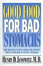 Good Food for Bad Stomachs-ExLibrary
