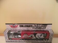 2001 OHIO STATE BUCKEYES PETERBILT TRAILER/WHITE ROSE COLLECTIBLES