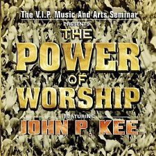 The Power of Worship by VIP Mass Choir (Cassette, Sep-2003, Verity)