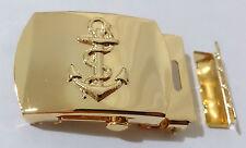 Boucle de ceinture  pour pantalon de Ténue Troupes de Marine Française TDM
