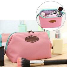 Beauty Travel Cosmetic Bag Girl Multifunction Makeup Pouch Toiletry Case Pink LM