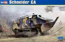 HobbyBoss Schneider CA Armored Military Vehicle Plastic Model Kit 83861