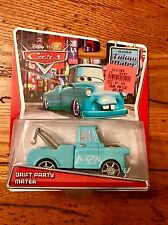 Disney Pixar Cars DRIFT PARTY MATER As Seen In Tokyo Mater Series Rare