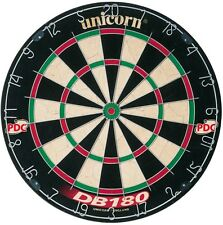 UNICORN DB180 DARTBOARD BEST BUDGET BOARD ENTRY LEVEL