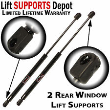 Qty (2) Jeep Liberty 2002 To 2007 Rear Window Lift Supports Support Strut Spring