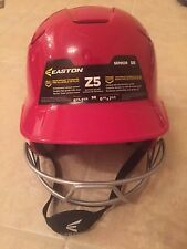 Easton Z5 Senior SR baseball helmet