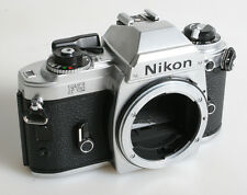 NIKON F6 BODY ONLY AS IS FOR PARTS