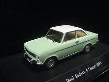 Opel Kadett A Coupe 1963 hellgrün-weiß 1:43 Starline neu & OVP