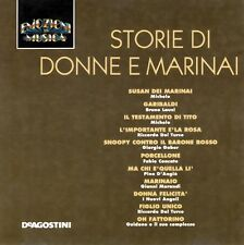 CD EMOZIONI IN MUSICA (De Agostini IT 9121/22) - STORIE DI DONNE E MARINAI
