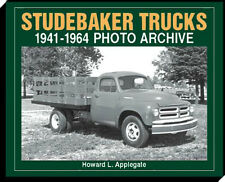 Studebaker Trucks 1941-1964 Photo Archive BOOK