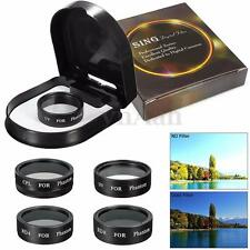 4pcs ND4+ND8+UV+CPL Filter Lens For DJI Phantom 4 3 Professional Advanced 3A 3P