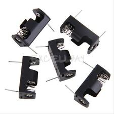 5x1/2AA 14250 Battery Storage Clip Box Case Holder 3.6V With PCB Pin Solder lead