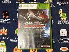 Tekken Tag Tournament 2 BRAND NEW SEALED  (Xbox 360, 2012)