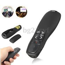 Wireless 2.4G Remote Control Clicker PPT Presenter PowerPoint Pointer Teach Pen