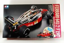 TAMIYA 1/12 FERRARI 641/2(F190) BIG SCALE SERIES LIMITED COLLECTION RARE!!