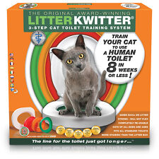 Litter Kwitter Cat Toilet Training System - The World's No. 1 Original