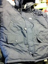 UMBRO COACHES PARKS JACKET IN 36/38 INCH N AVY AT £29 RRP £54.99