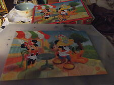 MICKEY MOUSE Puzzle Scena-Cafe