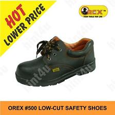 OREX # 500 LOW CUT SAFETY SHOES