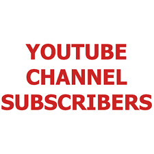 1000 Real-YouTube-Channel-Subscribers - No Admin Access