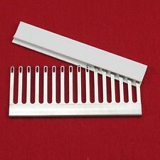 5.0mm 16 Deckerkamm Strickmaschine- transfercomb decker knitting machine Pfaff