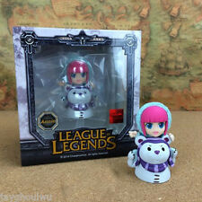 LOL LEAGUE OF LEGENDS Limited Fashion Annie PVC FIGURE TOY For S5 Challenger