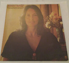 Vinyl LP Diamonds and Rust Joan Baez