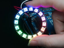 WS2812B 5050 RGB LED Ring 16Bit RGB LED + Integrated Drivers For Arduino