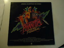 Phantom Of The Paradise - Original Soundtrack Recording - Insert - LP