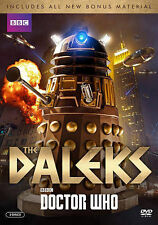 Doctor Who: The Daleks (DVD), Excellent DVD, Various, Tom Baker