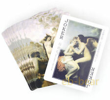 World Nude Masterpieces Poker Playing Cards Collectible Single Deck Brand New