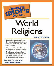Complete Idiot's Guide to World Religions by Brandon Toropov (Paperback, 2004)