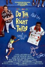 """Do The Right Thing Movie Poster 24x36"""""""