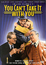 You can`t take it with you / Frank Capra, Jean Arthur (1938) - DVD new