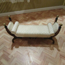 JIA YI DOLLS HOUSE  CHAISE LONGUE 12TH SCALE NEW