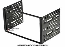 1995-2011 Double Din Radio Trim Dash Mount Kit For Stereo CD Player Installation
